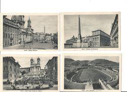 Italie > Lazio > Roma (Rome) > Lots De 12 CP Neuves - Roma (Rome)