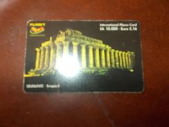 A323  International Phone Card - Télécartes