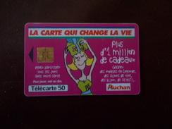 A324 Telecarte 50 Auchan - Telefonkarten