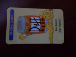 A324  Phone Card - Telefonkarten