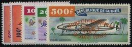 GUINEA 49-53 **, 1960, Olympische Spiele, Prachtsatz, Mi. 100.- - Guinea (1958-...)