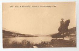 Isère - 38 - Lac De Laffrey Statue De Napoléon 1937 - Laffrey
