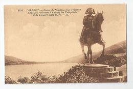 Isère - 38 - Lac De Laffrey Statue De Napoléon 1936 - Laffrey