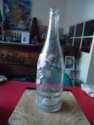 Bouteille Sérigraphiée - De 1979 - Champagne PERRIER - JOUËT - Epernay - 75 Cl - Vide - - Champagne & Sparkling Wine