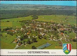 Austria - 5121 Ostermiething - Dekanatspfarrkirche - Braunau