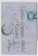Cérès 60 A N° 140 A2 Remplaçant GC 4243  2. Scans - 1871-1875 Cérès