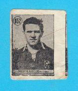 """JOSEPH JEF MERMANS """" The Bomber """" ( RSC Anderlecht ) - Yugoslav Vintage Football Card 1960's* Belgium Belgie Soccer Foot - Trading Cards"""