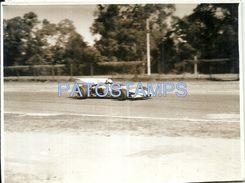 83424 AUTOMOBILE OLD CAR RACE AUTO DE CARRERA  F1 PHOTO NO POSTAL POSTCARD - Postales