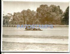 83426 AUTOMOBILE OLD CAR RACE AUTO DE CARRERA  F1 PHOTO NO POSTAL POSTCARD - Postales