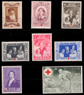 Belgium 0496/03** Croix Rouge  MNH - Belgien