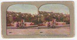 "Vue Stéréoscopique /Palestine/BETHLEEM/""The Town Of Bethleem As It Is Today""/Vue Générale /Vers 1870-1890        STE87 - Stereo-Photographie"