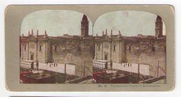 "Vue Stéréoscopique /Palestine/NAZARETH/""The Beautiful Church Of Annunciation""/Vers 1870-1890        STE90 - Stereo-Photographie"