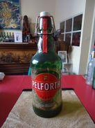 Bouteille Sérigraphiée - De 1999 - Bière PELFORTH - Série Limitée - Vide - 65 Cl - - Wine