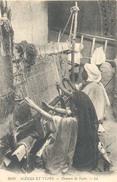 Algerie, Scenes Et Types, Tisseurs De Tapis - Algerije