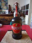 Bouteille Sérigraphiée - De 2002 - Bière PELFORTH - Vide - 65 Cl - - Wine