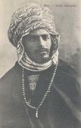 Algerie, Arabe Interprete - Mannen