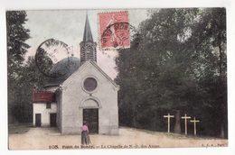 93  Forêt De BONDY   Chapelle De ND Des Anges - Bondy