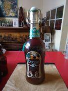 Bouteille Sérigraphiée - De ? - Bière FISCHER DORELEI - Pleine - 50 Cl - - Vin