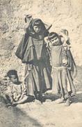 Algerie, Fillettes - Kinderen