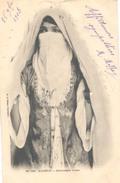 Algerie, Mauresque Voilée - Vrouwen