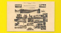 St GERMAIN Du PUCH Rare Chateaux Historiques Carrières Champignons... () Gironde (33) - Frankrijk