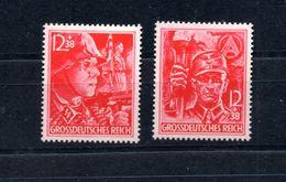 9466 Deutschland, Germany, Deutsches Reich, Mi 909-910, Mnh - Alemania