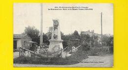 St GERMAIN Du PUCH Rare Le Monument Aux Morts (Garde) Gironde (33) - Autres Communes