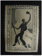 Ern. 43. Vignette SAPIENTIA. SALUS. JUVENTUS. - Commemorative Labels