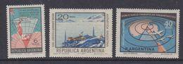 Argentina 1967 Antarctica 3v ** Mnh (37171A) - Ongebruikt