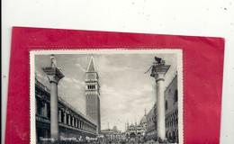 Cpsm Format Cpa. CARTE-PHOTO GLACEE . VENEZIA . PIAZZETTA S. MARCO . NON ECRITE - Venezia (Venice)