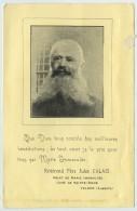 Souvenir Mortuaire Du Père Jules Calais, Curé De Sainte-Anne à Falher , Alberta . Canada . - Images Religieuses
