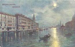 VENEZIA - GRAND HOTEL . Offert Par La V.P.C ROBERT LAFFONT . NON ECRITE - Venezia (Venice)
