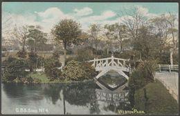 Weston Park, Sheffield, Yorkshire, 1904 - Bagshaw Postcard - Sheffield