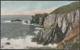 Land's End, Cornwall, C.1905 - Valentine's Postcard - Land's End