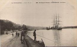 76 - DIEPPEDALLE - Les Quais - Francia