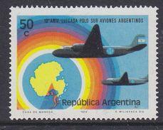Argentina 1972 Antarctica 1v ** Mnh (37172C) - Neufs