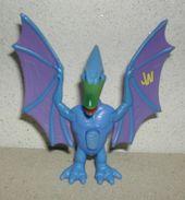 Figurine En Plastique Dinosaure Jurassic World Mouvement Des Ailes Et Tête Oscillante - Jurassic Park