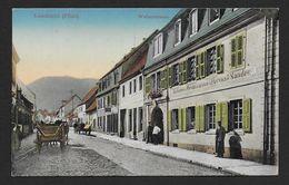 LANDSTUHL ( Pfalz ) - Weiherstrasse - Bäckerei Und Restauration Hermann Sander - Landstuhl