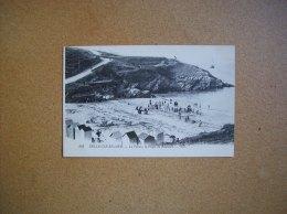 Carte Postale Ancienne De Belle-Ile-en-Mer: Le Palais, La Plage De Ramonet - Belle Ile En Mer