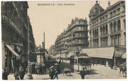 Marseille  Rue Noailles  Tramway Nouvelles Galeries - Autres
