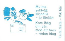 FINLAND, BOOKLET (Vending Machine Booklet), 1982, HA 16 A,  Mi MH 14, Number 1909 - Finlande
