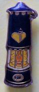Z 184 ).....MINES ET MINEURS  DE CHARBON /// ...............LAMPE DE MINEUR - Unclassified