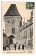 58 NIEVRE - NEVERS Porte Du Croux Et Manufacture De Faïences D'Art - Nevers