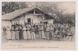 La Danse Dans Les Landes (Le Rondeau) - 37 - Saoût Dou Saccule - (A. Daury, Photo. - Morcenx) - Unclassified