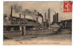 58 NIEVRE - GUERIGNY Les Forges De La Chaussade - Guerigny