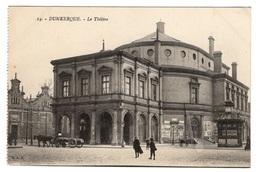 59 NORD - DUNKERQUE Le Théâtre - Dunkerque