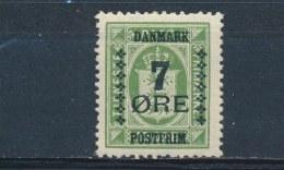 Denemarken/Denmark/Danemark/Dänemark 1926 Mi: 163 Yt:  (Ongebr/MH/Neuf Avec Ch/Ungebr/*)(2881) - 1913-47 (Christian X)
