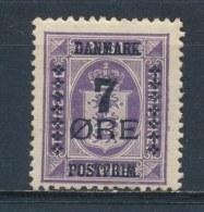 Denemarken/Denmark/Danemark/Dänemark 1926 Mi: 164 Yt:  (Ongebr/MH/Neuf Avec Ch/Ungebr/*)(2885) - 1913-47 (Christian X)