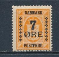 Denemarken/Denmark/Danemark/Dänemark 1926 Mi: 159 Yt:  (Ongebr/MH/Neuf Avec Ch/Ungebr/*)(2886) - 1913-47 (Christian X)