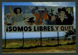 Nicaragua. *Somos Libres, Y Que!* Nueva. - Nicaragua